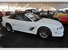 1995 Saleen Mustang History, Pictures, Value, Auction