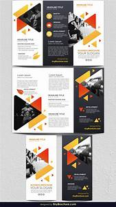 3 Panel Brochure Template Google Docs 2019 In 2020  With