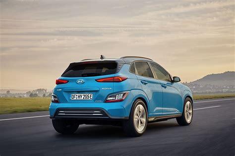 Its newly enhanced kona subcompact suv to make it even more appealing to customers who lead active lifestyles. Hyundai Kona Electric 2021: Nasenbär   STERN.de