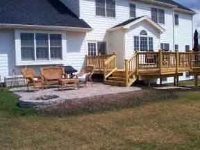 best 25 wood deck designs ideas on
