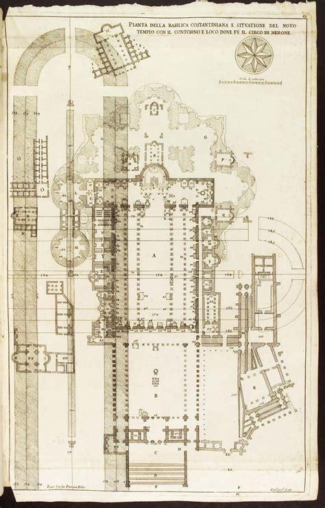 plans  illustrations   vatican   roger