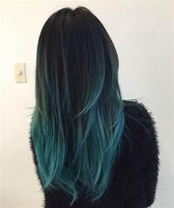 20 Teal Blue Hair Color Ideas for Black & Bown Hair ...
