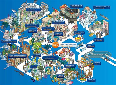 plan val d europe sealife val d europe 2014 map sealife val d europe 2014 ma flickr