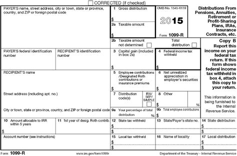 types of tax forms form 1099 r wikipedia