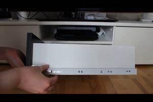 Schubladenschienen Selber Bauen : video schubladenschienen richtig anbringen ~ Yasmunasinghe.com Haus und Dekorationen