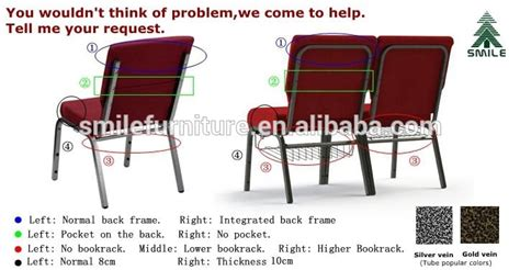 wholesale durable purple church chairs for sale buy