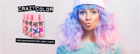 crazy color produits de coiffure crazy color