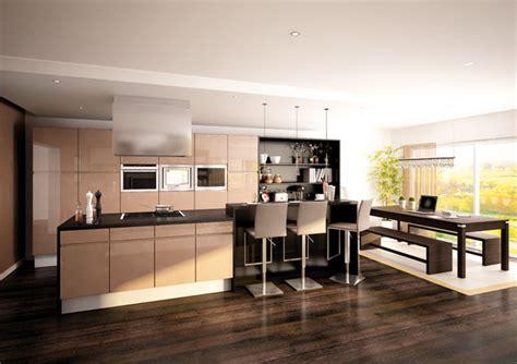 ilot central pour cuisine cuisine avec ilot central pour manger deco maison moderne