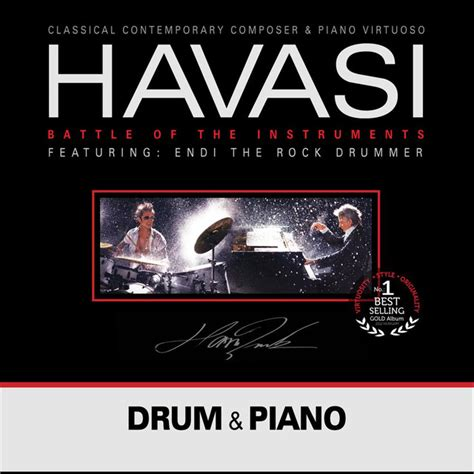 Drum & Piano (feat Endi) By Havasi On Spotify