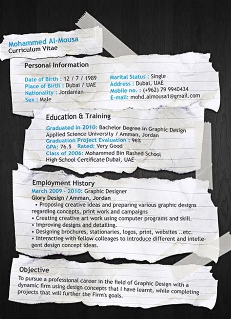 resume infographics that got candidate hired terrific