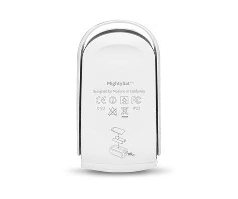 MightySat™ Fingertip Pulse Oximeter with Bluetooth LE, RRp
