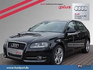 Audi A3 Sportback 2010 : audi a3 1 6 2010 auto images and specification ~ Melissatoandfro.com Idées de Décoration