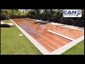 Rustine Piscine Sous L Eau : quand votre terrasse se transforme en piscine youtube ~ Farleysfitness.com Idées de Décoration