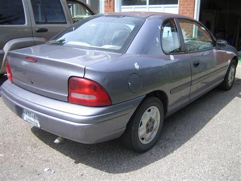 1995 Dodge Neon Pictures Cargurus