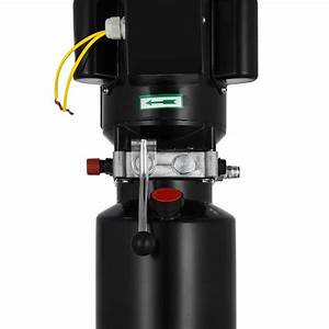 12vdc 50hz 1 Ph Car Lift Hydraulic Power Pack Hydraulic