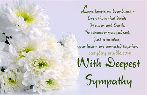 sympathy message sympathy card messages for loss of loved ones easyday
