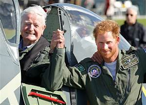 Prince Harry Gave Spitfire Seat to Battle of Britain ...