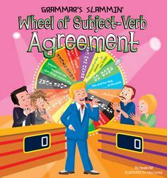 subject verb agreement resources images subject
