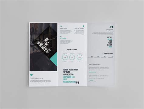 Tri Fold Brochure Template Free Tri Fold Brochure Template Creative Specks