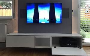 Wohnwand Mit Soundsystem : fernseh wohnwand latest full size of wohnwand selber bauen laminat selbstbau einer fernseh led ~ Sanjose-hotels-ca.com Haus und Dekorationen