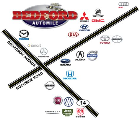 bedford automile