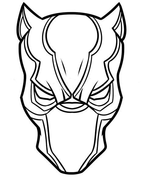 black panther coloring book free printable black panther coloring pages