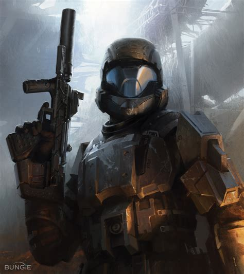 Halo 3 Odst Wallpapers 1292009 120 Pm Pst