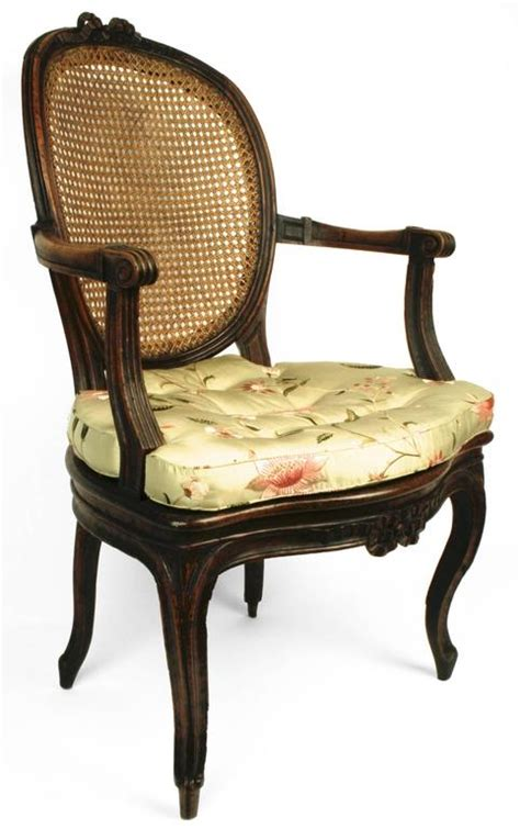 fauteuil cabriolet style louis xv louis xv carved and caned fauteuil en cabriolet circa 1750 for sale at 1stdibs