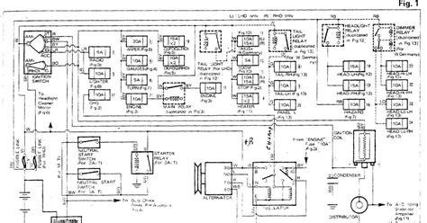 Toyota Corolla Electrical Wiring Diagram