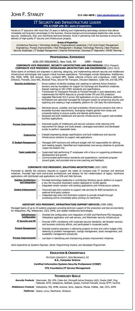 sle r 233 sum 233 it executive certified resume writer