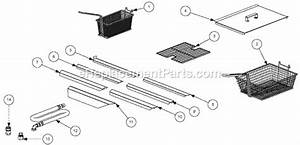 Frymaster 45 Parts List And Diagram