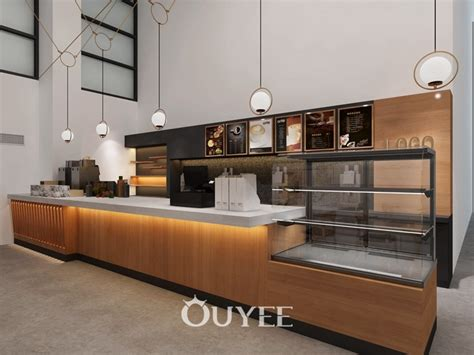 Thinking of opening a coffee shop? Coffee Shop Counter Design Commercial Store Used Wholesale Counter Furniture Coffee Shop ...