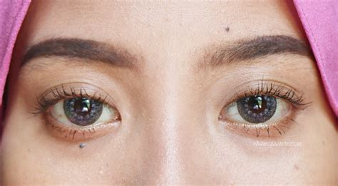 review x2 softlens sanso color onyx