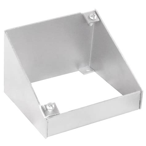 4 Square Extension Ring 45 Degree Angle For Vaulted