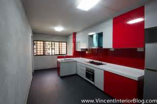 kitchen room interior design resale 4 room hdb renovation kitchen toilet by behome design concept part 2 project