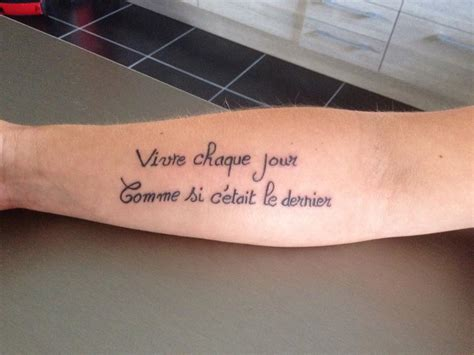 Photos De Phrases De Tatouage