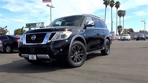 2018 Nissan Armada Review And View Interior And Exterior