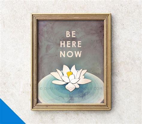 Printable Wall Art Zen