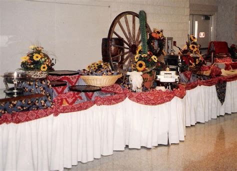 western theme party ideas