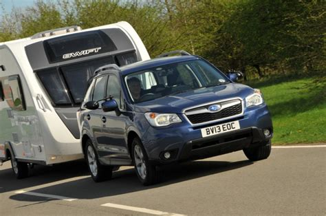 subaru forester towing capacity towing