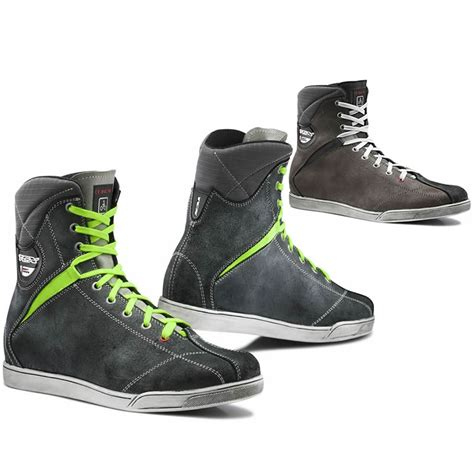 casual motorcycle tcx x rap mens lace up waterproof casual motorcycle riding