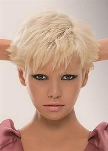 Coupes Cheveux Courts Femme : coupe cheveux courts femme de 45 ans ~ Melissatoandfro.com Idées de Décoration