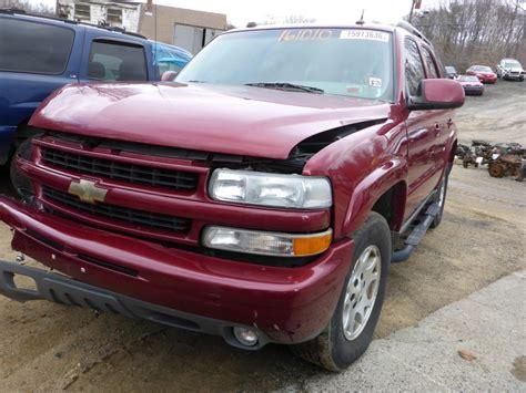 2004 chevy tahoe z71 east coast auto salvage