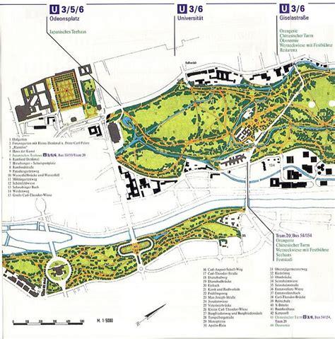 Englischer Garten München Karte Pdf by Ein Erfinder Und Seine Pl 228 Ne