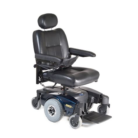 pronto m51 power wheelchair office style seat by invacare