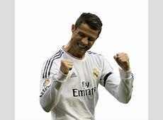 Yes Ronaldo transparent PNG StickPNG