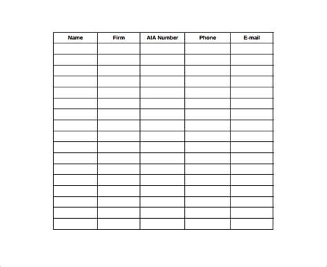 All Visitors Must Sign In Template by 11 Sle Seminar Sign In Sheets Sle Templates