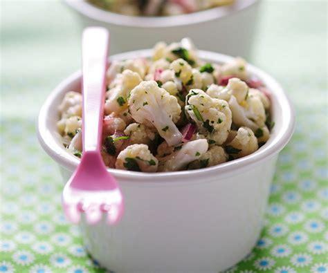 comment cuisiner du choux blanc recette facile et rapide de salade de chou fleur
