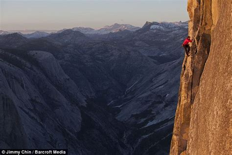 Free Solo Climber Alex Honnold Hailed The Best