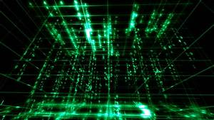 Hi Tech Abstract Background HD Stock Footage. A Grid Like ...